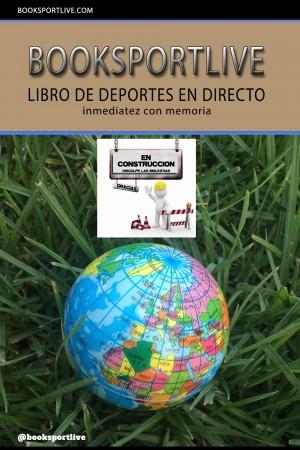 book sport live libro de deportes en directo