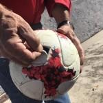 @RCD_Mallorca Balón roto