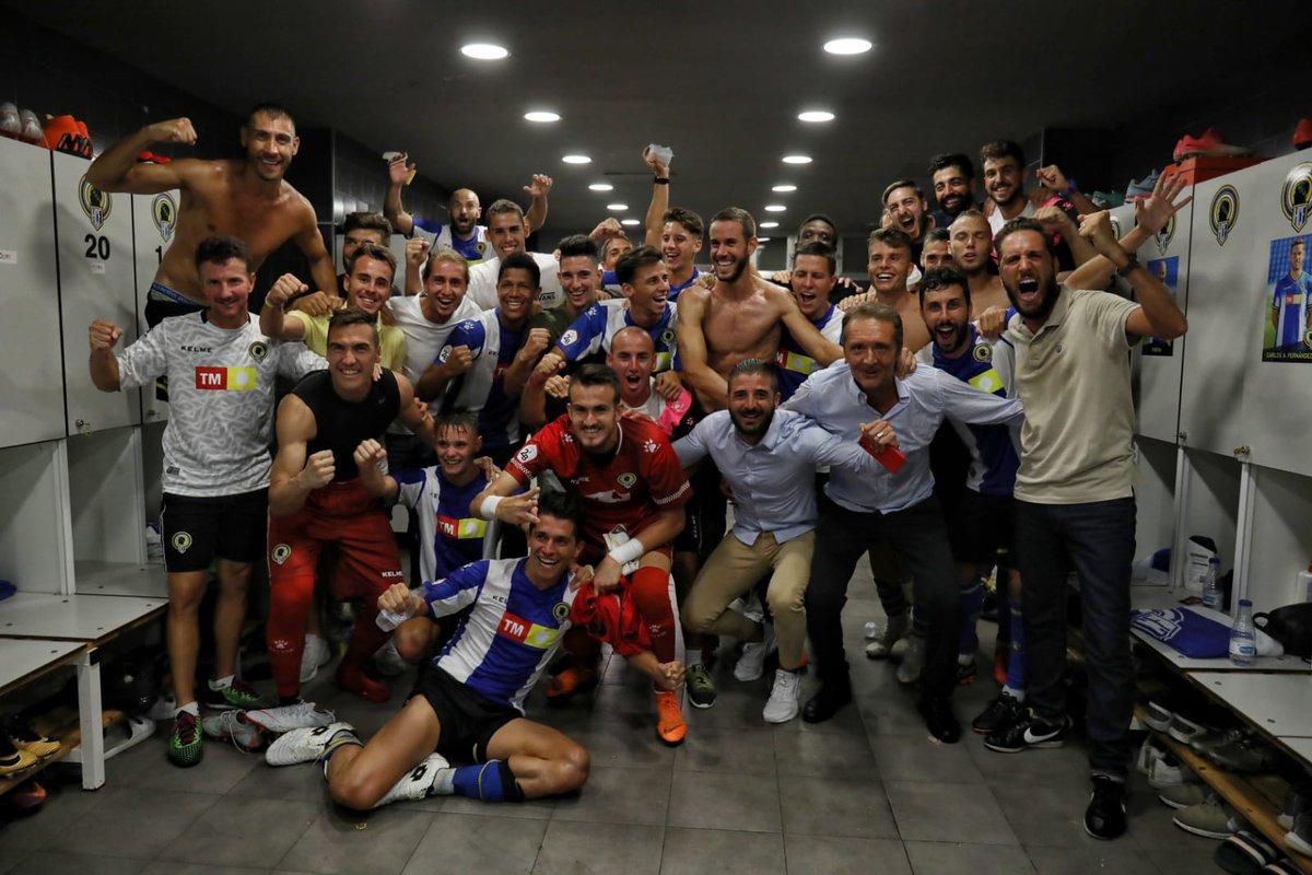 El Hércules arranca la Liga con triunfo (@cfhercules)