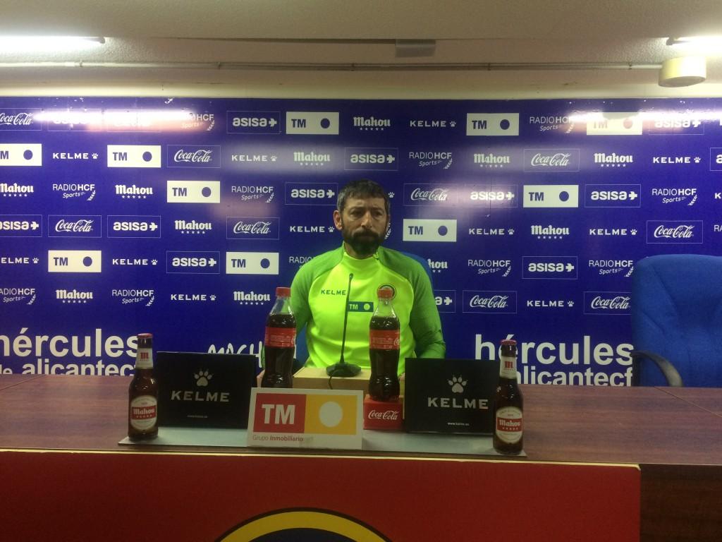 Antonio Moreno sigue al frente del filial