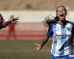 El Málaga coge ventaja