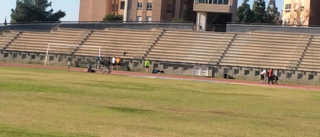 El filial jugará en el Estadio de Atletismo