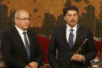 Luis Barcala nuevo Alcalde de Alicante