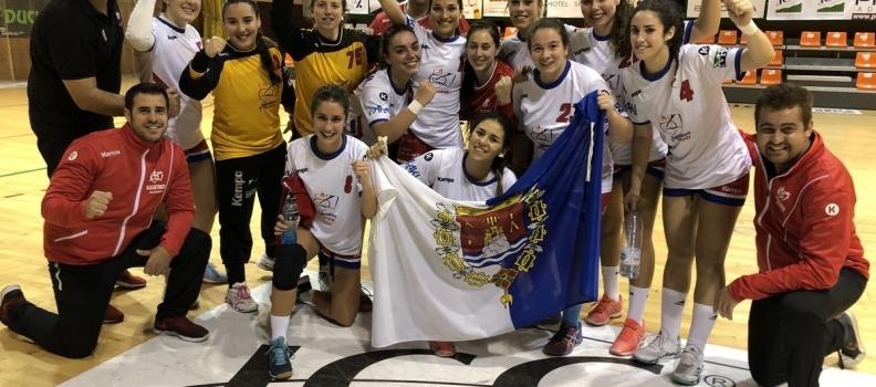 Las chicas conquistan Lleida