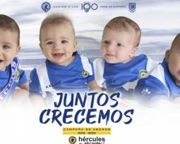 Campaña Abonos Hércules CF