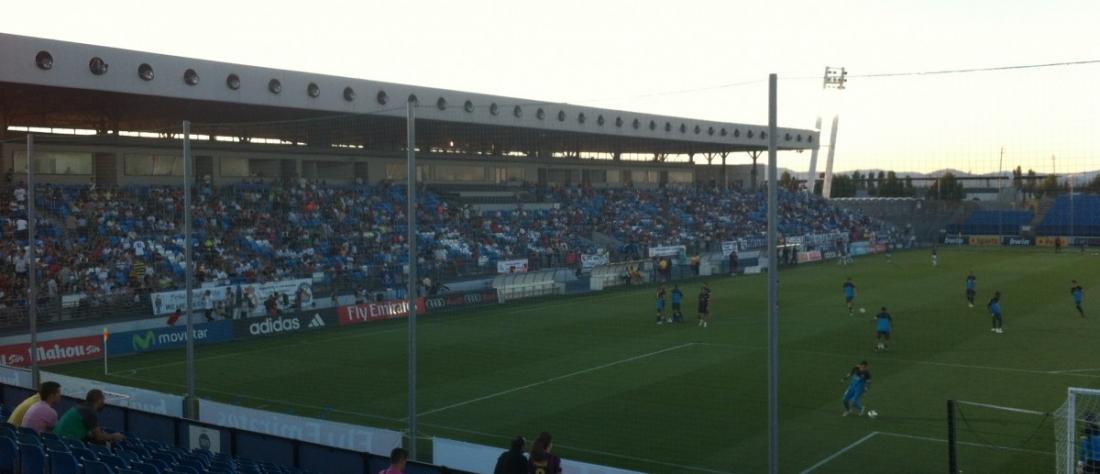 El Castilla: Un cuarto con talento
