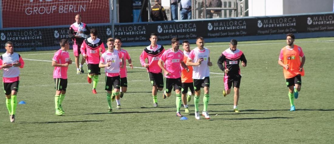 Villarreal B y At.Baleares enderezaron el rumbo