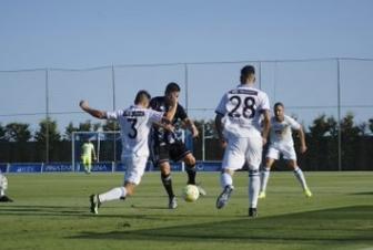 El gol llega desde la izquierda