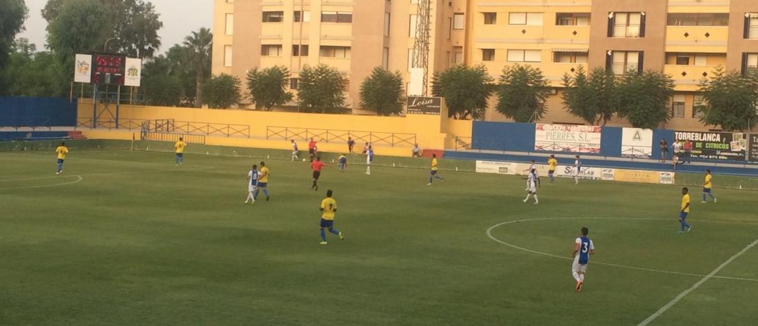 Ascenso a 2ª B – Ida Semifinales