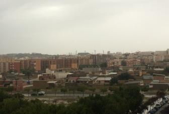 Un Hércules-Sabadell pasado por agua
