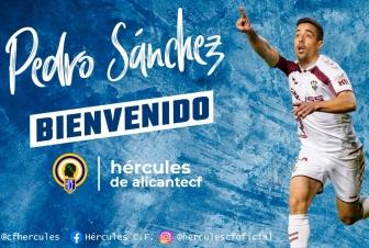 El nuevo «Chechu» del nuevo Hércules