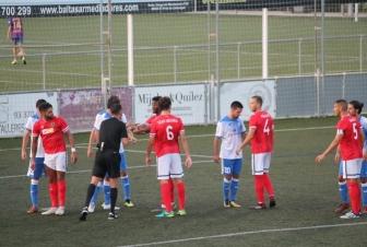 El gol de Benja no fue suficiente
