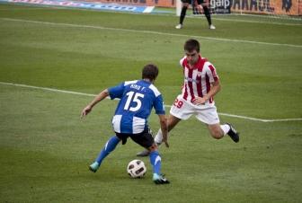 Un herculano en la FA CUP